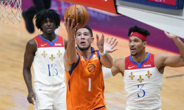 ESPN's Kendrick Perkins 'incensed' over Devin Booker All-Star scorn