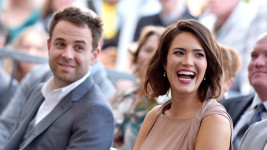 Mandy Moore, Taylor Goldsmith Welcome First Child