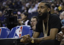 Rapper Nipsey Hussle murdered in shooting outside his L.A. store