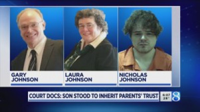 Court docs: Son blamed for killing guardians remained to acquire trust