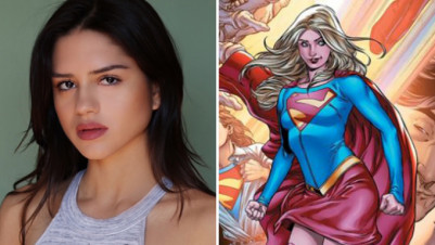 DC Universe's New Supergirl Is 'Youthful And The Restless' Actress Sasha Calle; Will Make Debut In Upcoming 'Streak' Film