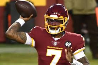 Ex-Washington QB Dwayne Haskins joins up with Pittsburgh Steelers