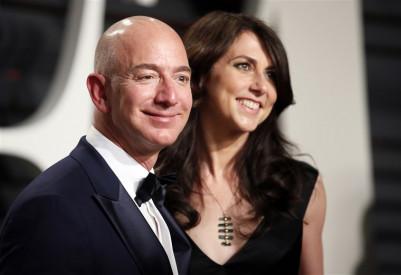 Jeff Bezos keeps Amazon casting a ballot control in separation settlement