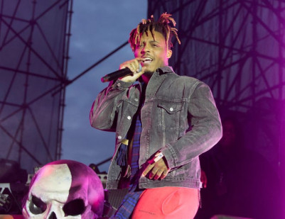 Juice Wrld after death single drops on what might have been his 22nd birthday