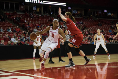 Ladies' ball: Lewis' arrival to New Jersey insufficient to beat Rutgers