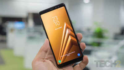 SAMSUNG GALAXY A8 PLUS USERS BEGIN RECEIVING ANDROID PIE UPDATE BASED ON ONE UI
