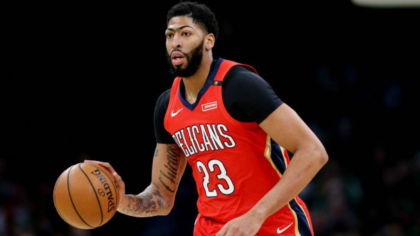 Anthony Davis has told Pelicans he won't re-sign