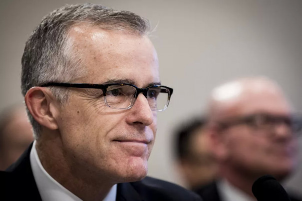 Ex-FBI official Andrew McCabe: DOJ talked about utilizing 25th Amendment to evacuate Trump