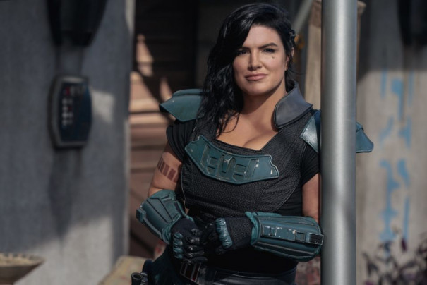 Gina Carano re-visitations of 'The Mandalorian' and Twitter has blended sentiments: 'I'm so frantic'