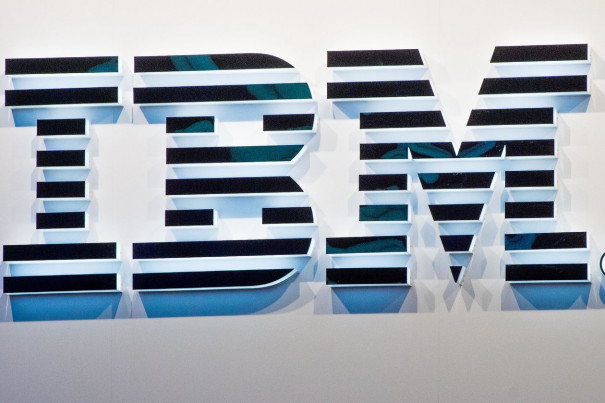 IBM's stock heads for one of the most noticeably awful days in Big Blue's long history as a public organization