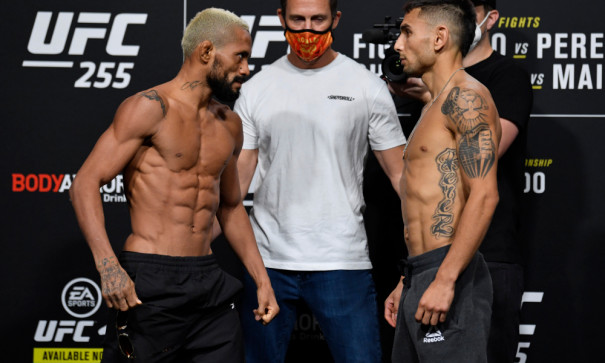 UFC 255 detailed breakdown and live outcomes (6:30 p.m. ET)