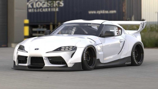 Who said the new Supra looks tasteless?